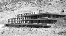 Hotel Amalia, Delphi, Greece, (1965)