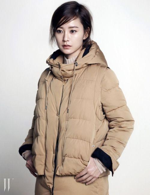 Jung Yu Mi W Korea Magazine November 2014 Issue