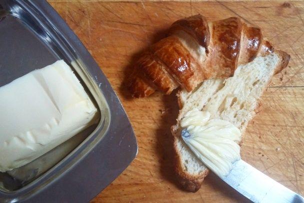 Croissanty kváskové makové -  fotorecept
