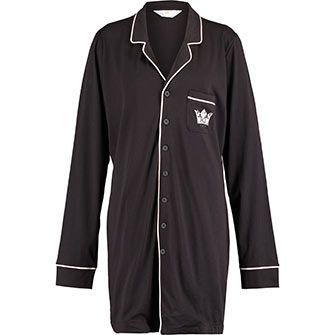 Black Night Shirt