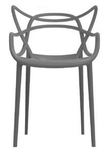 Kartell - Master chair  Designer: Philippe Stark