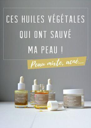 Oleassence : ces huiles végétales naturelles qui ont reglé mes problèmes d'acné et sauvé ma peau ! - 22 v'la Scarlett