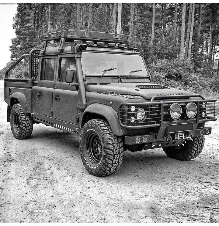 land rover defender pick up land rover defender pinterest land rover defender landrover. Black Bedroom Furniture Sets. Home Design Ideas