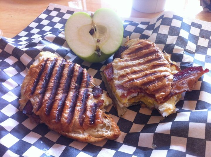 Enjoy Panini And Crepes At The Rendezvous Cafe In Hyannis, MA