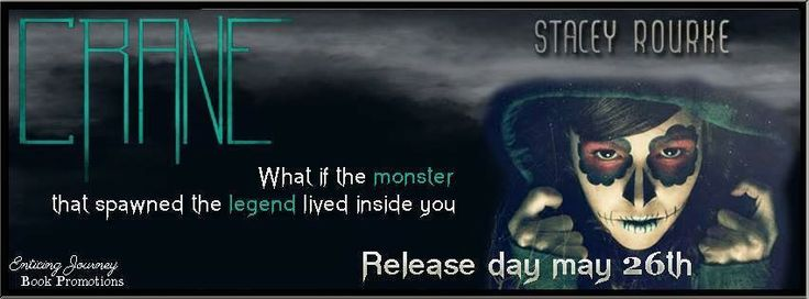 Movies, Shows & Books: RELEASE DAY BLAST: Crane by Stacey Rourke