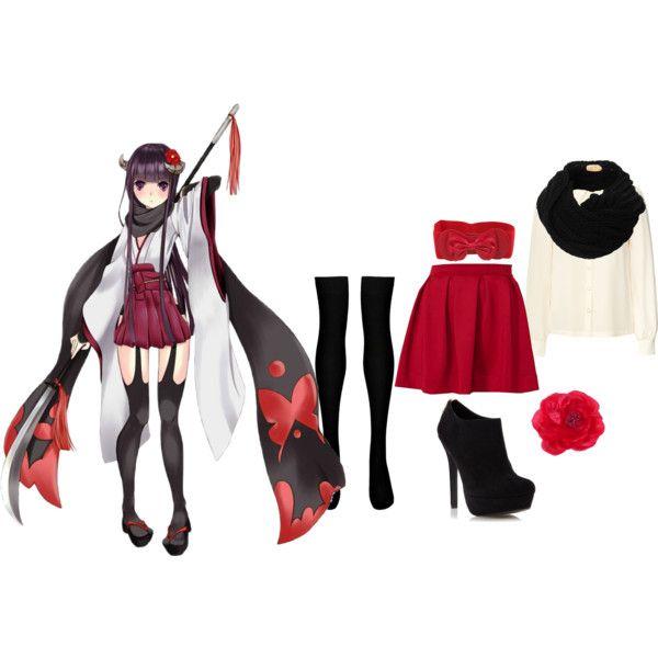 http://www.polyvore.com/anime_inspired_inu_boku_ss/set?id=104894592 ANIME INSPIRED; Inu x Boku SS inspired outfit