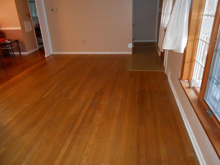 25 best ideas about hardwood floor refinishing on for Refinishing painted hardwood floors