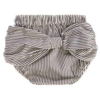 Diaper cover & headband. Done. Marc Jacobs baby bloomers for my future newborn. #Themoststylish ~ M.M