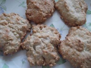 「グルテンフリー☆ココナッツのクッキー」グルテンフリーで、軽い口当たりのさくさくクッキーです。【楽天レシピ】