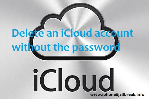 How to delete iCloud account without password iOS 9? http://iphone6jailbreak.info/icloud-bypass/how-to-delete-icloud-account-without-password-ios-9/
