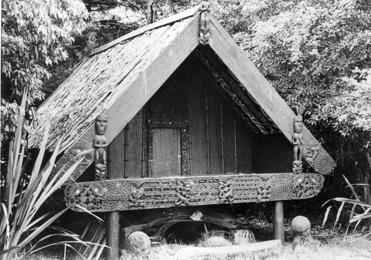 Nuku Tewhatewha at Brancepeth