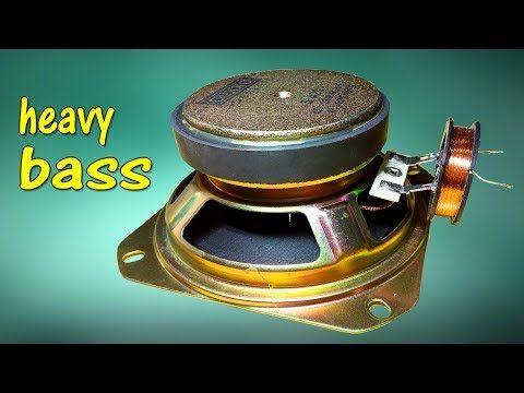 how to increase bass of speakers, tips you should make the speakers sound  better - youtube