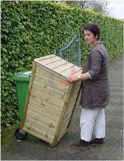 Containerberging Enkel Lutrabox - LoRas.nl