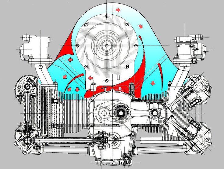 4 Cam Fan Shroud Diagram