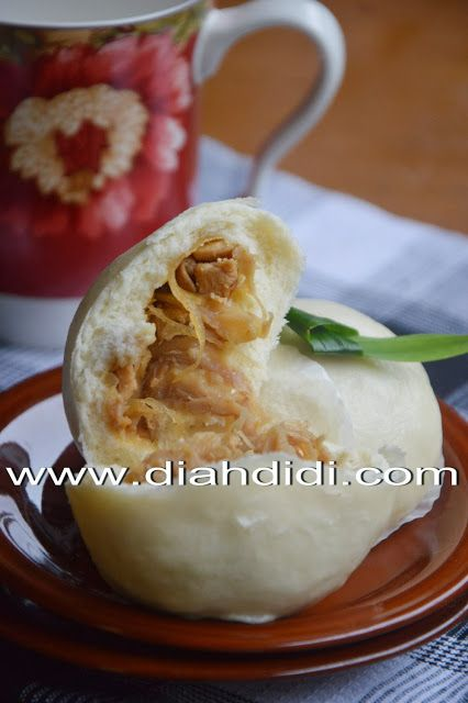 resep bakpao ayam jamur ala mba diah didi. look delicious.