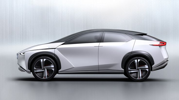 nissan's IMx is an all-electric crossover concept vehicle offering fully autonomous operation and a driving range of more than 600 km (373 m).