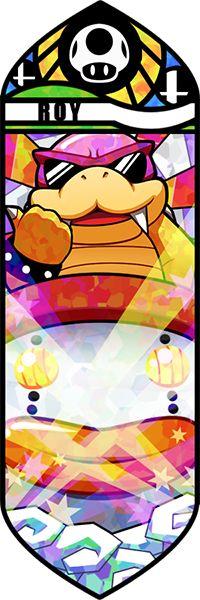 Smash Bros - Roy by Quas-quas on deviantART