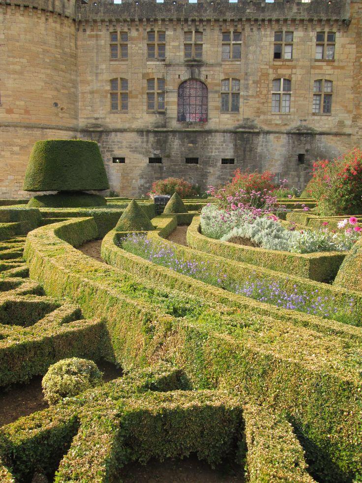 17 mejores im genes sobre jardines geometricos en for Jardin laberinto