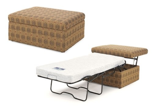 Pull Out Chair Inflatable Bed