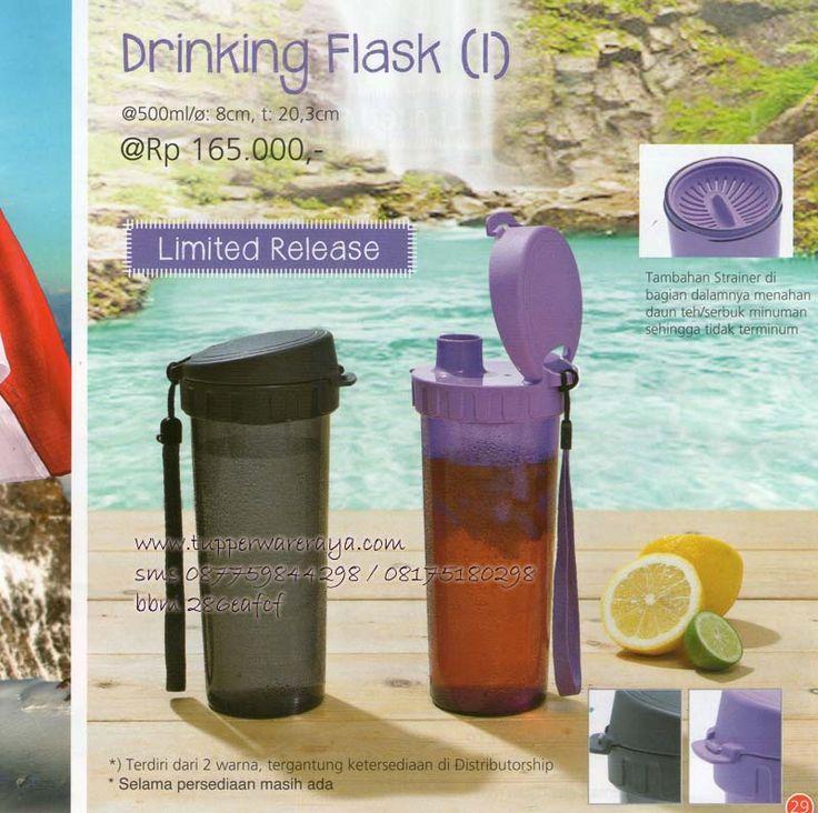Katalog Tupperware Promo Agustus 2014 - Drinking Flask