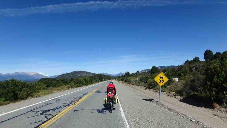 Patagonia Coast to Coast. 100 giorni in bicicletta per Dynamo Camp. L'avventura si avvia alla conclusione in largo anticipo sui tempi. Comunicato 3.