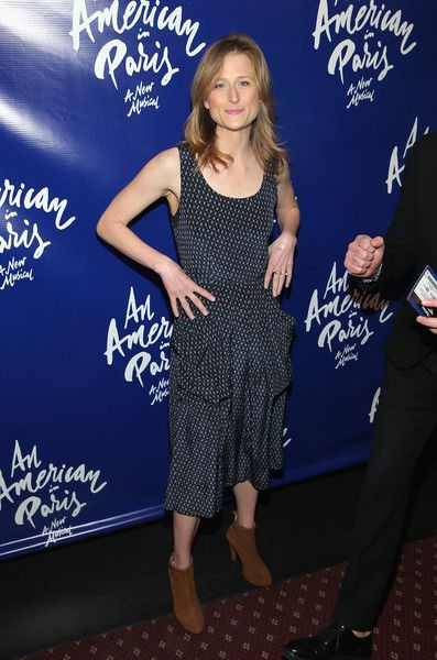 Mamie Gummer Photos: 'An American In Paris' Broadway Opening Night - Arrivals & Curtain Call