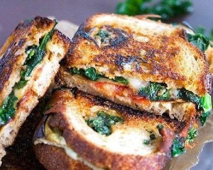 eggplant-tomato-kale-sandwich