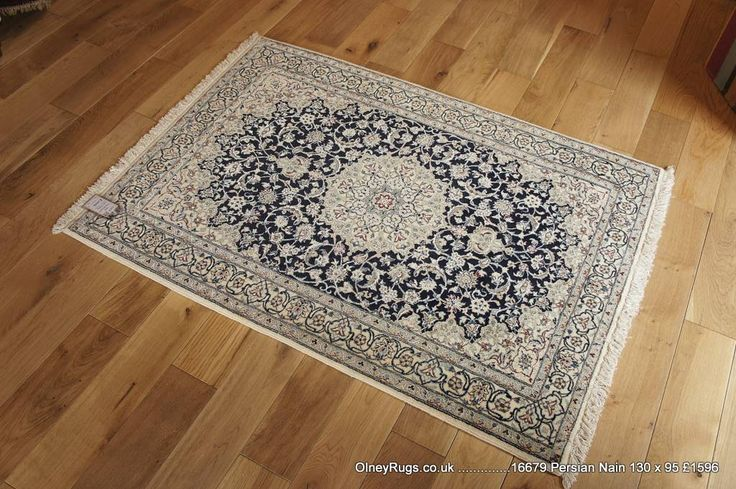 Hand Knotted Nain Rug from Iran (Persian). Length: 130.0cm by Width: 95.0cm. Only £1896 at https://www.olneyrugs.co.uk/shop/rugs-for-sale/persian-nain-16679.html    Check out our gorgeous display of Chinese rugs, kilim foot stools and Kilim bags at www.olneyrugs.co.uk