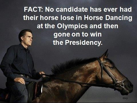 Romney: Political Rant, Political Images, Politics, Political Statements, Political Humor, Funny Quotes, Left, Horse Dancing
