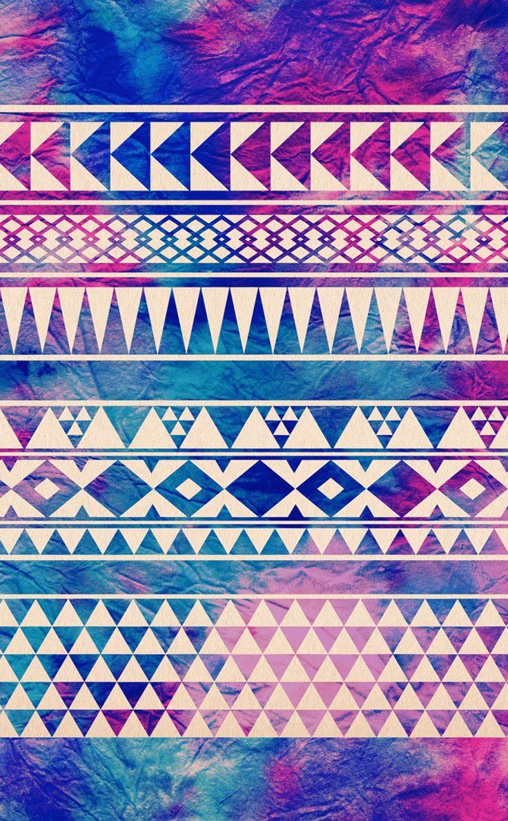 Tribal | Fondos | Aztec wallpaper, Tribal wallpaper y ...