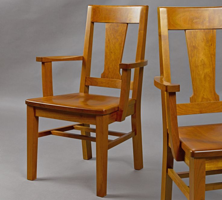 Hardwood Arm Chairs