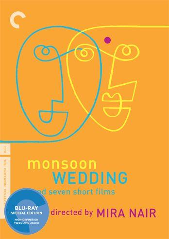 Monsoon Wedding (2001) - Blu Ray