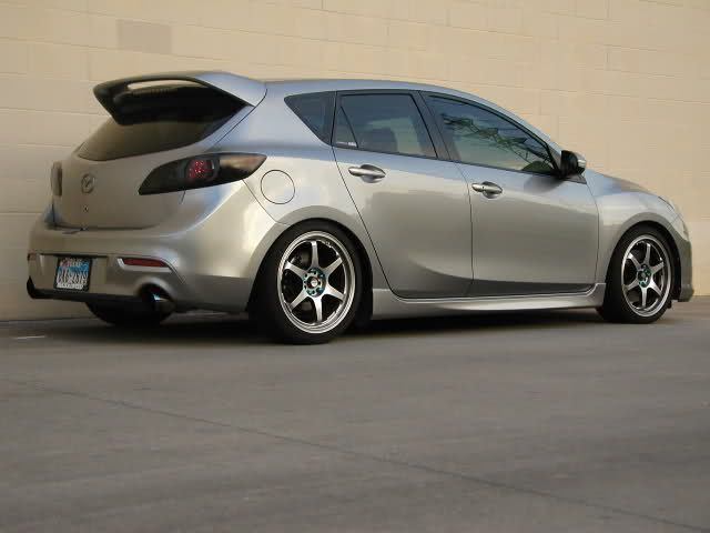 19 best mazda 3 mods images on pinterest mazda 3 for Mazdaspeed 6 exterior mods