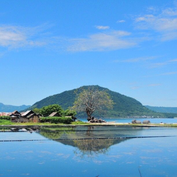 Ternate Island. Alor. Flores. Indonesia