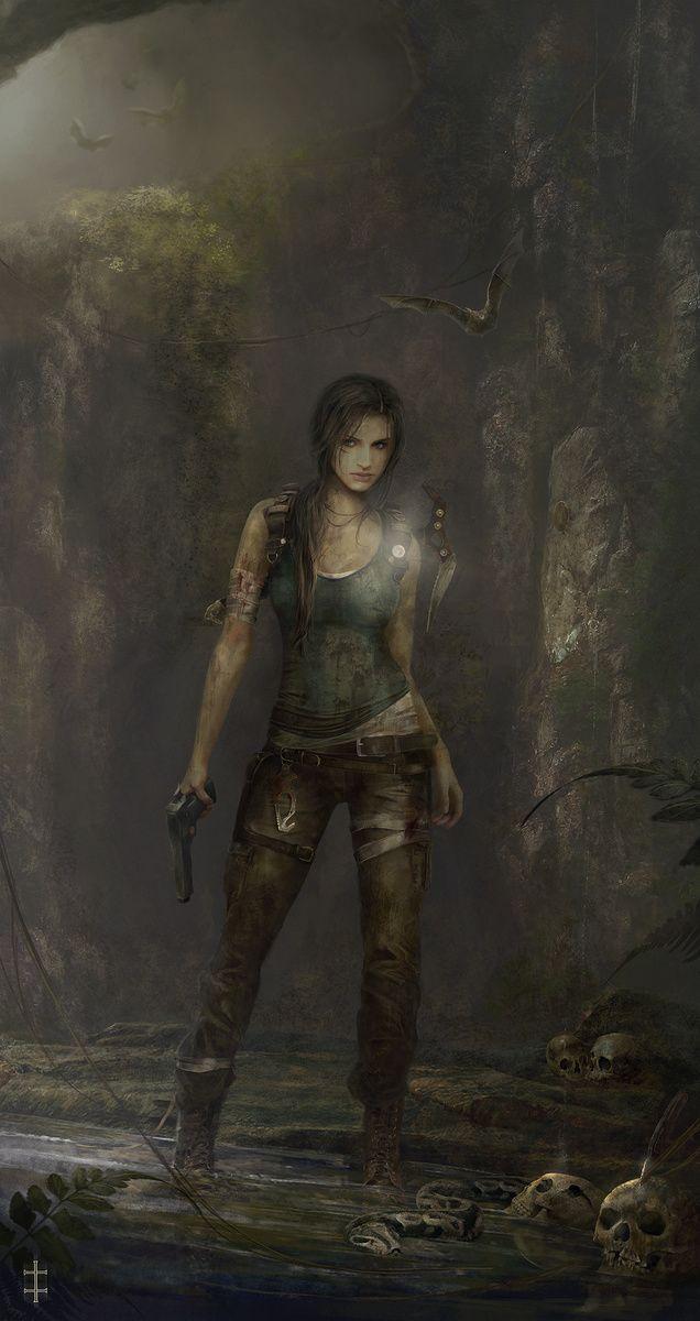 Lara Croft, Tomb Raider 2013