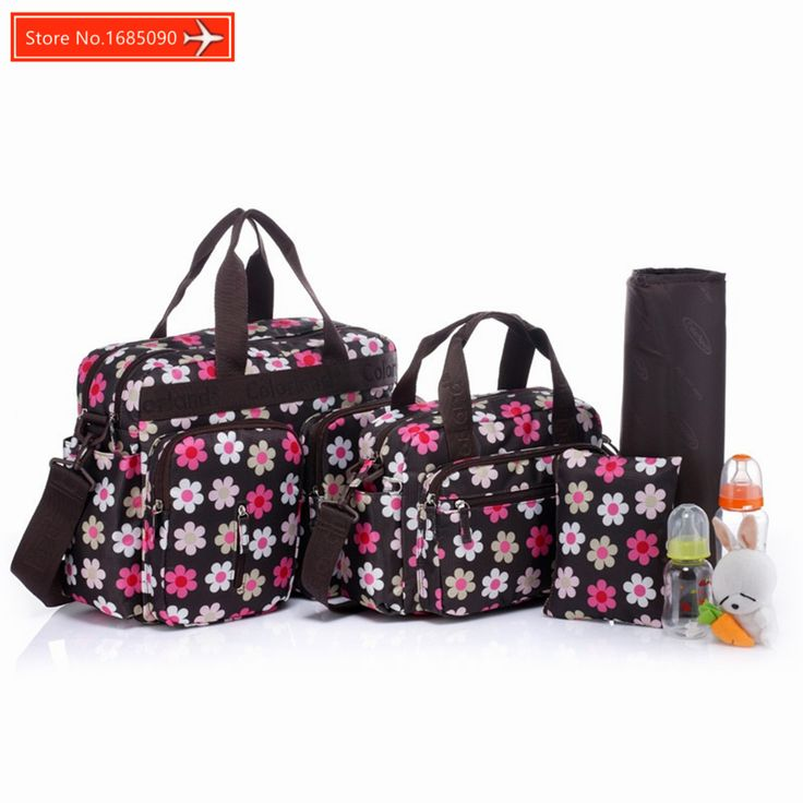 Colorland Fashion Mother Bag Diaper Bags For Mom Baby Large Capacity Nappy Bags Organizer  for Maternity Shoulder Bag Handbag-in Diaper Bags from Mother & Kids on Aliexpress.com | Alibaba Group
