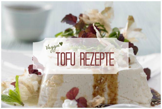 Leckere Tofu-Rezepte für die vegetarische Küche - kalorienarm und gesund! http://eatsmarter.de/rezepte/kochen/tofu