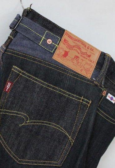 Studio D'Artisan 1549 salesman jeans