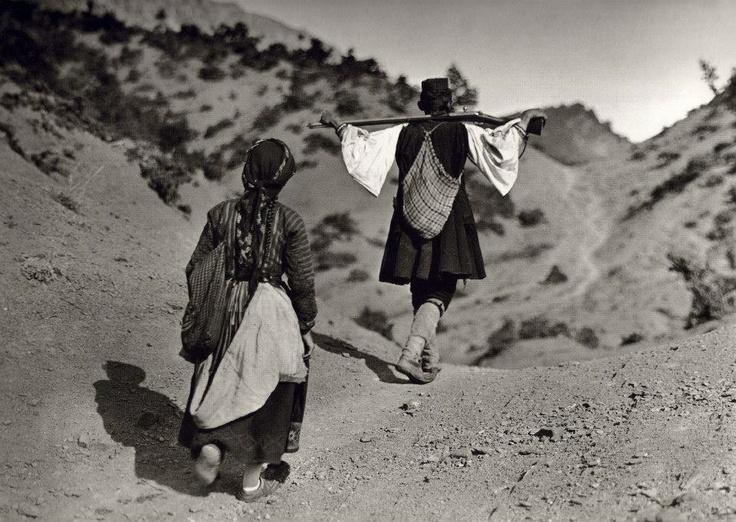 Epirus 1913 - Last year Greece was under the Othomans occupancy.