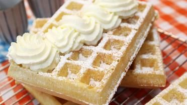 Brusselse wafels van Sofie Dumont
