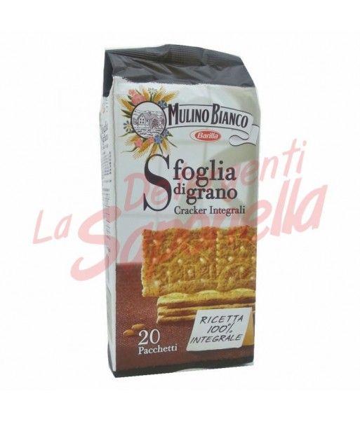 Crackers integrali Mulino Bianco 500 gr-20 pachete