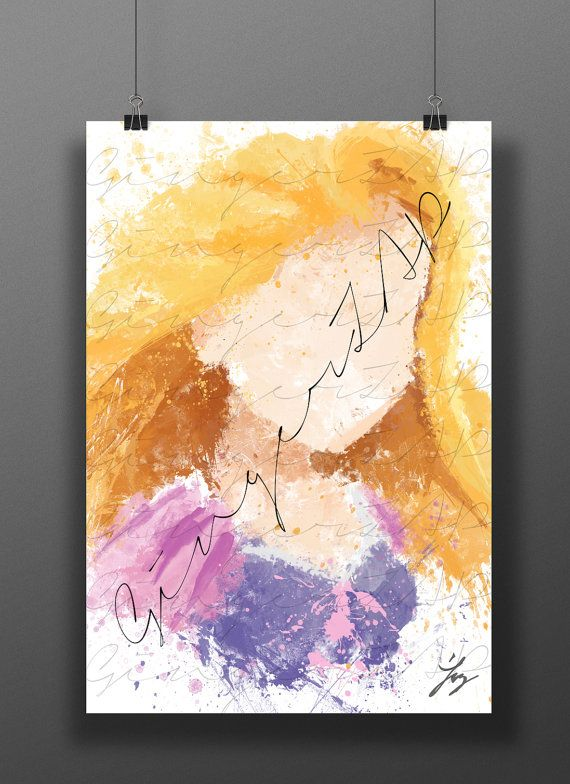 High-Definition Digital Art Print : 13 x 19    * Border-less ( Can be printed with white border upon request )    Printed on Premium Paper:  * Ultra