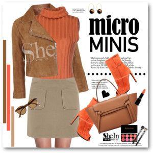 New Trend: Micro Mini Skirts