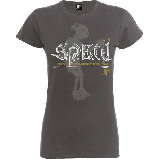 Harry Potter Dobby S.P.E.W. T-shirt (Dame model)