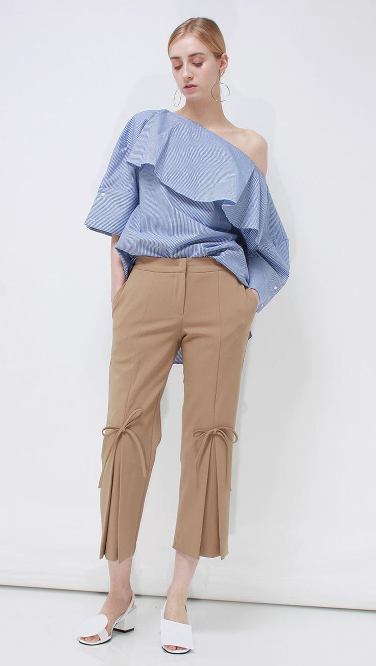 Finn Stripe Shirt | LOÉIL
