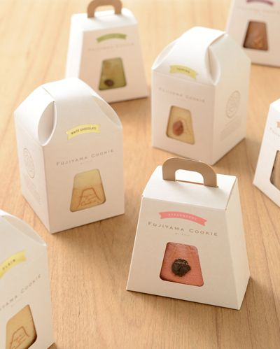 FUJIYAMA COOKIE / package / FROM GRAPHIC