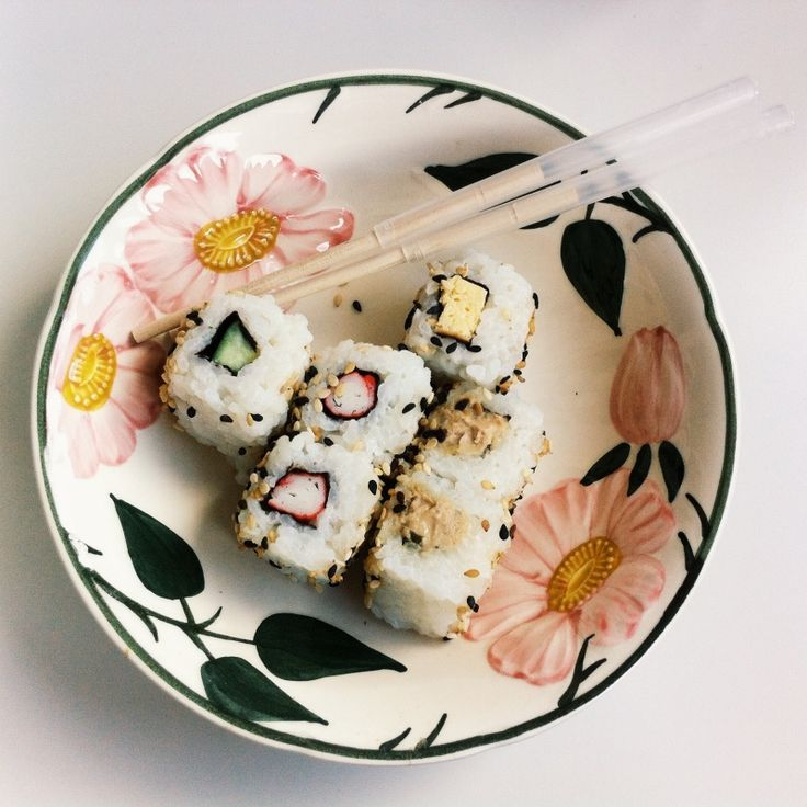 #sushi #snack #food