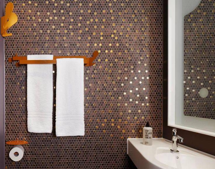 Goldzimmer Bad Gold Room Bathroom