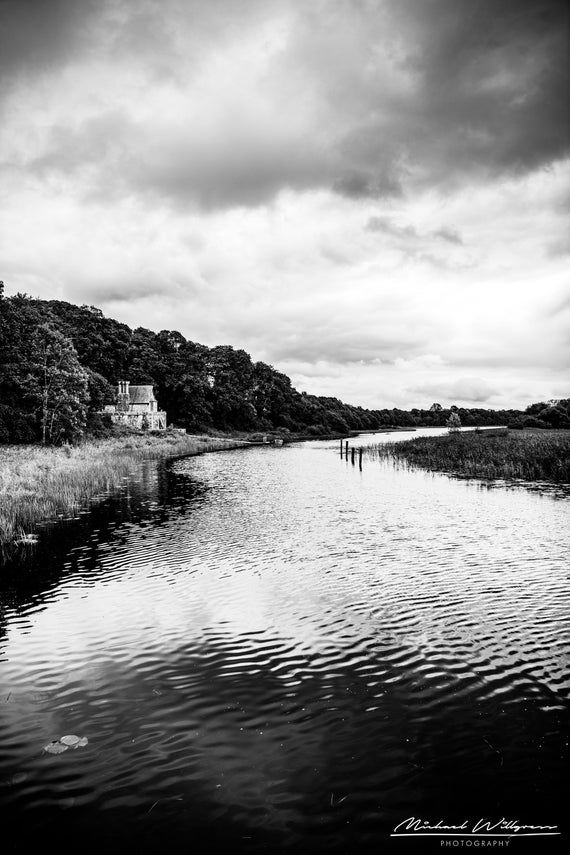 Landscape Photography Crom Estate Northern Ireland Black And White Fine Art Photo Print Canvas Block Jigsaw With Images Best Landscape Photography