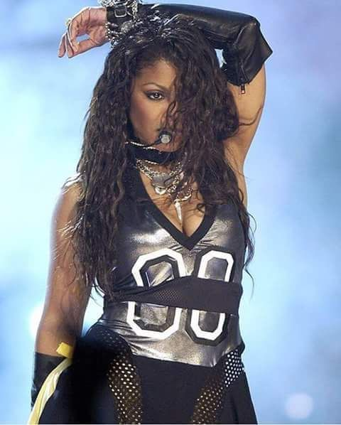 Miss Janet performing at BET Music Awards 2004-Wicked performance